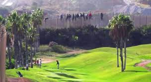 inmigranyes y golf