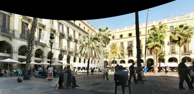 Plaza Real 1